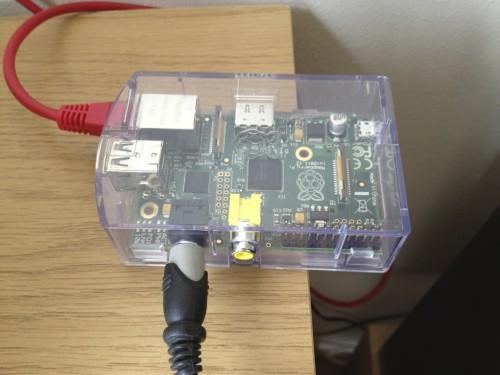 Raspberry Pi Musicbox